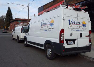 Voltric Van